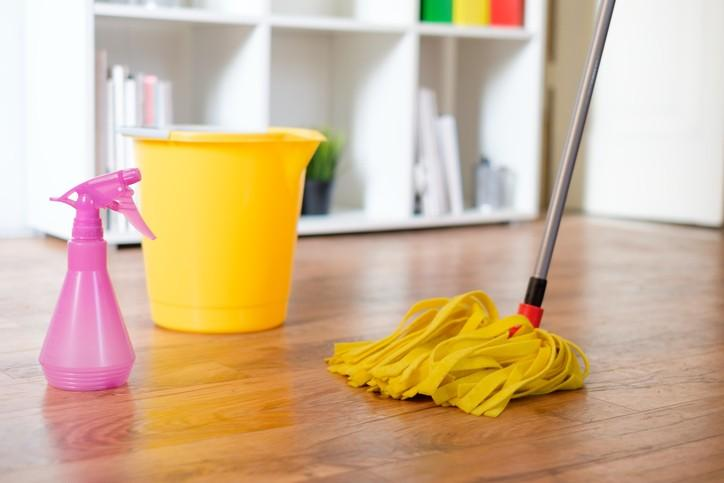 Add Ease to Your Spring Cleaning Routine with Low Maintenance Laminate Flooring