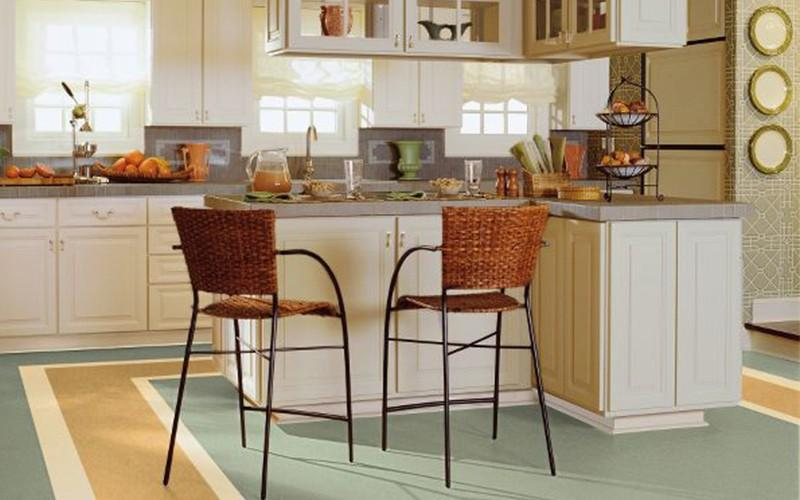 Armstrong Linoleum Flooring: Stylish, Resilient, and Environmentally Friendly